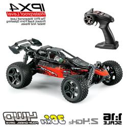 Hosim 1:16 Scale 4WD RC Car Remote Control Truck High Speed