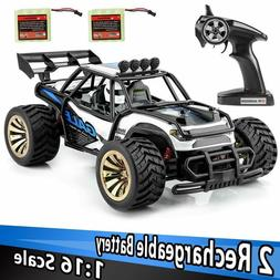 Distianert 1: 16 Scale Electric RC Car on & Off Road RTR Veh