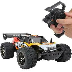 1:18 4 Channels Remote Control Car Off-road Vehicles Pull ba