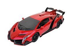 1/18 Scale R/C Lamborghini Veneno SuperCar Radio Remote Cont