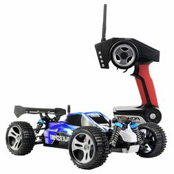 1/18 High Speed Scale 2.4G 4WD RTR Off-Road Buggy RC Car Rem