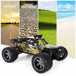 RC Car 38km/h Remote Control Truck Crawler Off-Road Monster