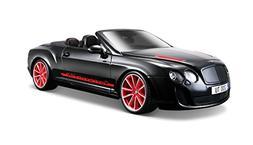 Bburago 1:18 Scale Bentley Continental Supersports Convertib