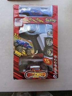 1/24 FAST LANE R/C SUPER SLICKS MONSTER 4X4 RADIO CONTROL TR