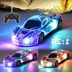 1/24 RC Car High Speed Remote Control RC Racing Car Vehicles