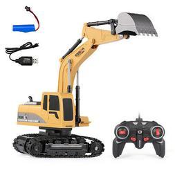 Remote Control Excavator RC Construction Tractor Vehicle Dig