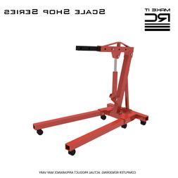 Make It RC 1/24 Scale Engine Hoist for Model Car Shop, Diora