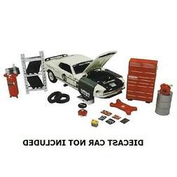 Hobby Gear 1:24 Scale Repair Garage Shop Diorama Set