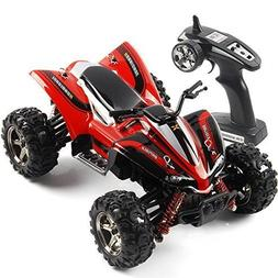 Gecoty 1:24 Full Scale 2.4G High Speed 40KM/H 4WD Off-Road R