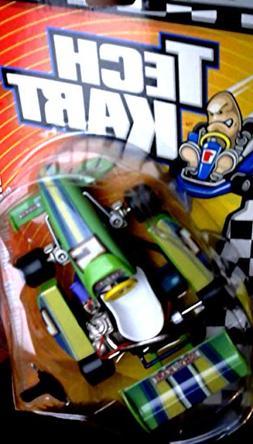 1:24 Tech Kart Tony Kart Ultra Series Green #5 Go Kart