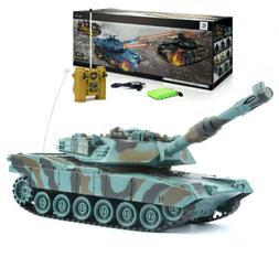 1/28 Remote Control RC Battle Tank US M1