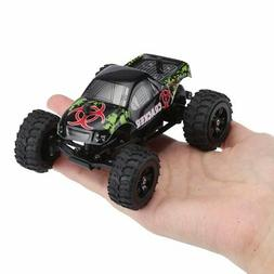 Virhuck 1/32 Scale 2WD Mini RC Truck for Kids, 2.4GHz 4CH Of