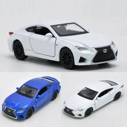 1:36 Scale Lexus RC F Model Car Alloy Diecast Toy Vehicle Gi