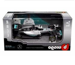 BBURAGO 1:43 RACE - AMG PETRONAS FORMULA ONE TEAM - MERCEDES