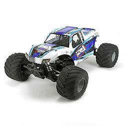 Losi 1/5 Monster Truck XL 4WD RTR with AVC, White, LOS05009T