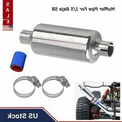 1 5 rc car gas metal muffler