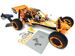 1/5 Rovan 30.5cc Baja Gas Buggy Orange HPI Baja 5B SS King M