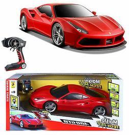 1:6 Scale Ferrari 488 GTB Maisto Special Remote Control RC C