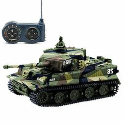 Cheerwing 1:72 German Tiger Panzer Tank Remote Control Mini