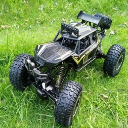 1/8 RC Car 4WD Remote Control Vehicle 2.4G Electric Monster