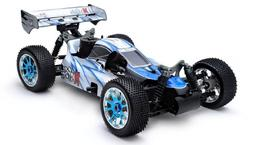Exceed RC 1/8th GP .28 Engine 4WD Buggy MadFire Buggy Nitro