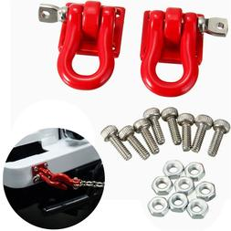 1 Pair 1:10 <font><b>RC</b></font> Crawler Accessories Red <
