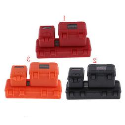 1 Set RC Car Luggage Case Trunk RC Vehicle Model Spare Parts