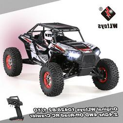 WLtoys 10428-B2 1/10 2.4G 4WD 50KM/h Electric Off-Road Buggy