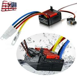 1060 60A Waterproof Brushed ESC Electronic Speed Controller