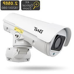 PTZ CAMERA BNT IP Security Camera 1080P 4X Zoom Support ONVI