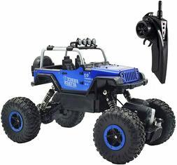 1:18 Rock Crawler 2.4ghz Remote Control 4wd off Road Interfe
