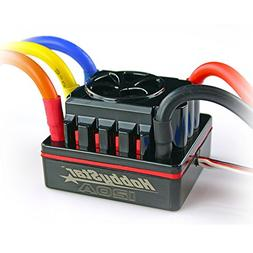 HobbyStar 120A Brushless Sensored ESC For 1/10, 1/8 RC Car,