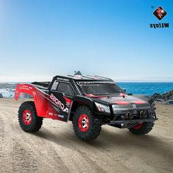 Wltoys 12423 50km/h High Speed Short Course 1/12 2.4G 4WD RT