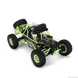 WLtoys 12428 AUS 1/12 Scale 2.4G 4WD RC Car Off Road RC Rock