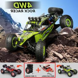12428 Monster Trucks RC Car 1/12 2.4G Rock Crawler 4WD Off R