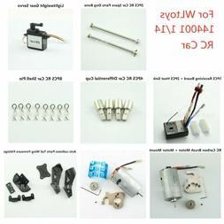 WLtoys 144001 1/14 RC Car Parts Brush Motor/Receiver Board/D
