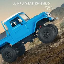 15KM/h 4WD FJ-45 Off-road Pickup RC Car 1/12 Crawler Truck A
