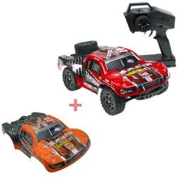 REMO 1621 RC Car 1/16 2.4G 4WD 50km/h Waterproof Brushed Sho