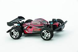 Carrera 183002 Red Fibre - Profi RC Vehicle