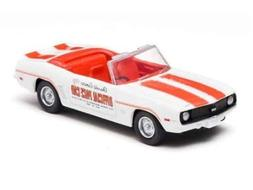 1969 Chevy Camaro SS Convertible Indy 500 pace Car 1/64