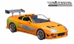 """1995 Toyota Supra MK 4 """"The Fast and The Furious"""" Movie  1/4"""