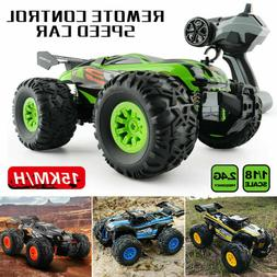 2.4G Off Road RC Car RC Crawler Monstertruck Speed Buggy Rac