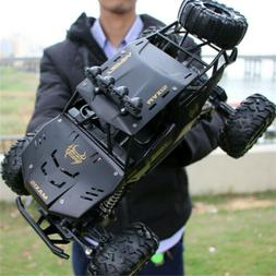2.4G RC Monster Truck Off-Road Vehicle 4WD Remote Control Bu