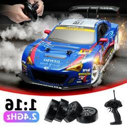 2.4Ghz 1:16 RC Drift Car High Speed Drift Stunt Racing Car E