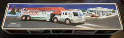 2000 Hess Collectible Toy Fire Truck Real Lights Horn Siren