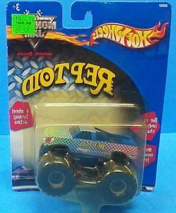 2000 Hot Wheels Monster Jam Truck Reptoid