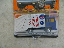 Matchbox 2000 USA Cleveland Trash Truck  #35