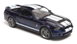 GreenLight 2010 Ford Shelby GT500 Kona Diecast Vehicle, Blue