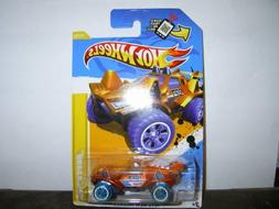 2012 Hot Wheels New Model Quicksand 19/50 19/247 Scan & Trac