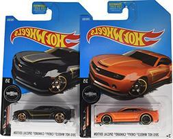 Hot Wheels 2017 Camaro Anniversary 2013 Hot Wheels Chevy Cam